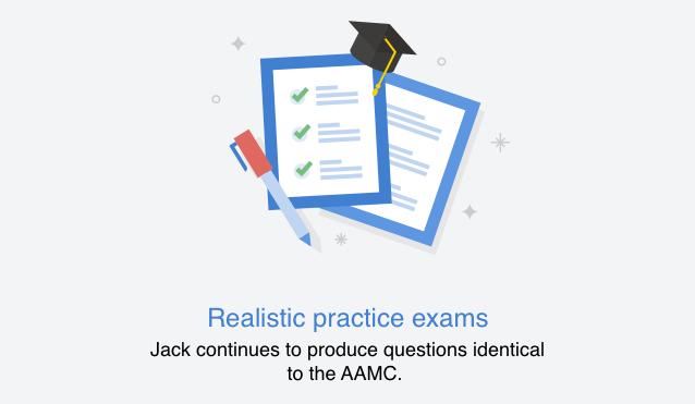 MCAT CARS Practice Exams - Jack Westin